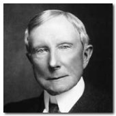 John Davison ROCKEFELLER sa biographie économique