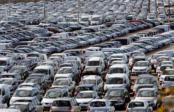 5,4% d'immatriculations de voitures en octobre — France