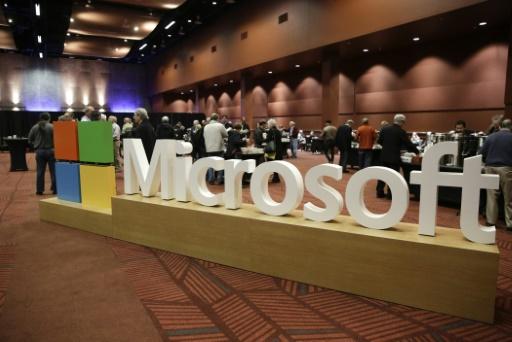 Microsoft sur un nuage [MAJ — Trimestriels