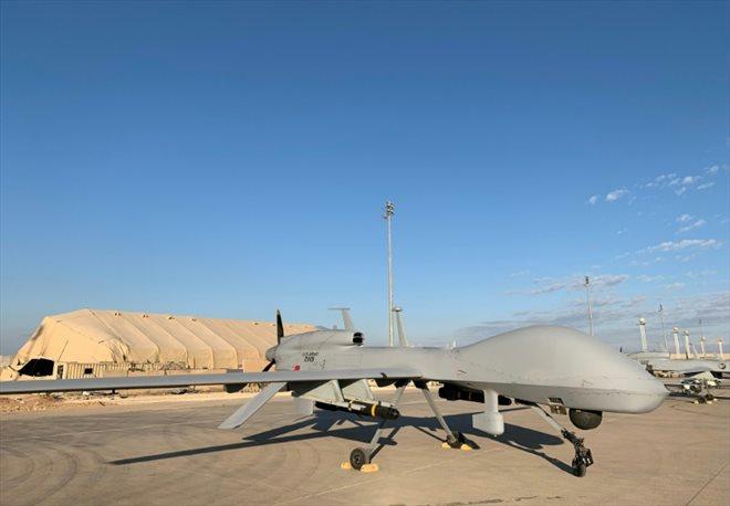 Drone espagne