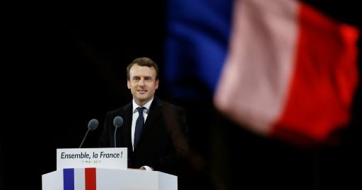 Washington - Rencontre Trump-Macron le 25 mai à Bruxelles