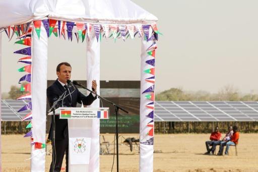 burkina inauguration de la plus grande centrale solaire d 39 afrique de l 39 ouest. Black Bedroom Furniture Sets. Home Design Ideas