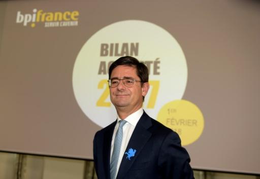 Nicolas dufourcq banquier et coach pour entrepreneurs for Banque francaise du commerce exterieur
