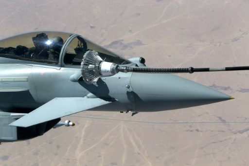 Le Qatar acquiert 24 Eurofighter