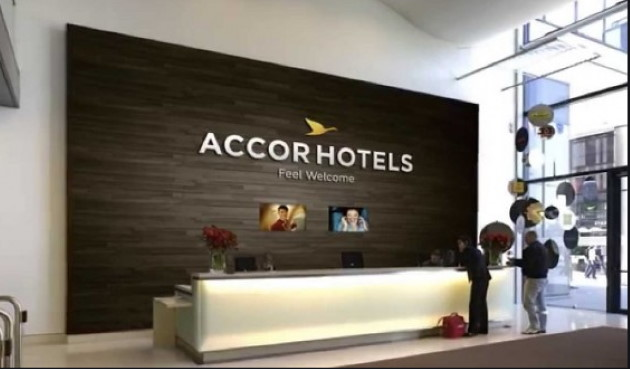 bourse Accor Hotels