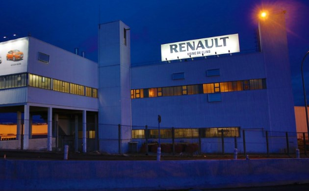 bourse Renault
