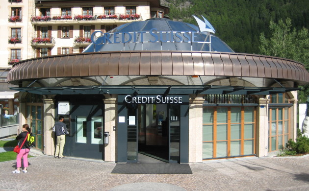 bourse Credit Suisse Group