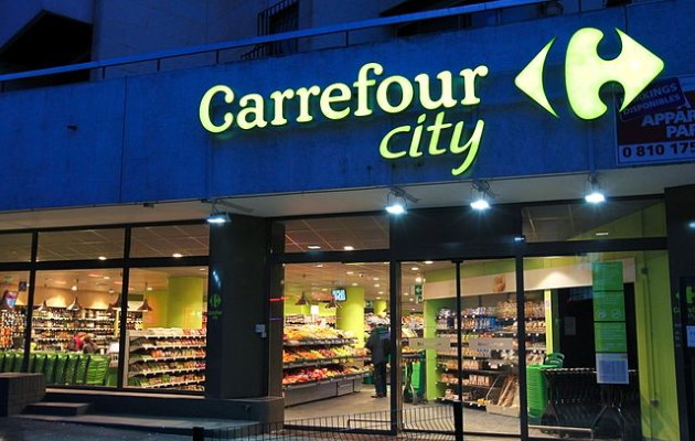bourse Carrefour